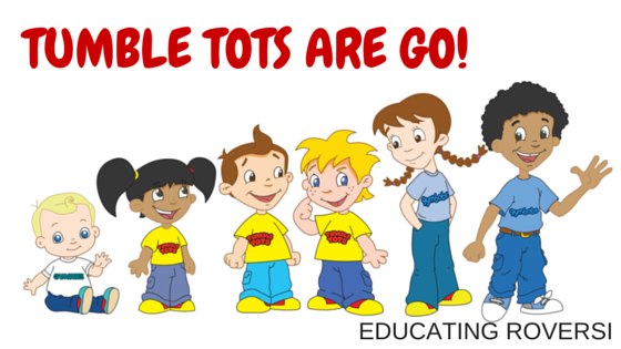 TUMBLE TOTS ARE GO!