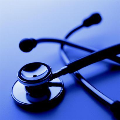 Blue-Stethoscope