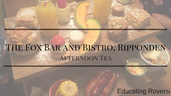 The Fox Bar and Bistro, Ripponden